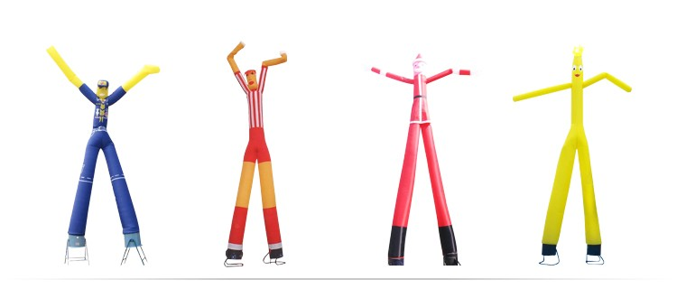 High Quanlity Tube Dance Inflatable Noodle Man For Sale